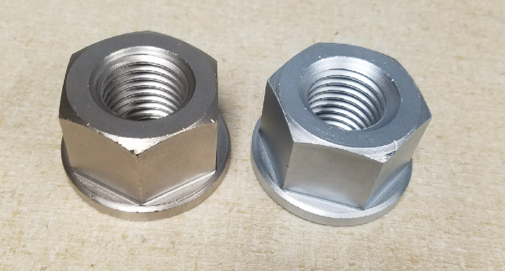 Bolt Differences